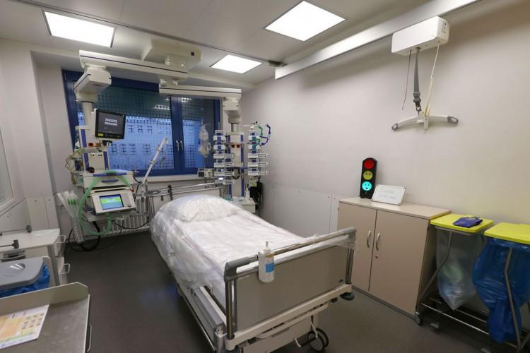 São Paulo tem 25 hospitais com mais de 95% de ocupação de UTIs (Foto: )