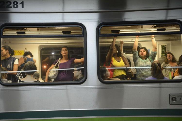 Rio cria programa para enfrentamento ao assédio no transporte público (Foto: Fábio Rodrigues Pozzebom/Agência Brasil)