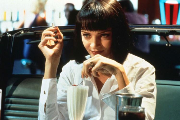 'Pulp Fiction' é um dos filmes mais conhecidos de Quentin Tarantino, diretor que integra a lista dos mais citados no Tinder (Foto: Divulgação)