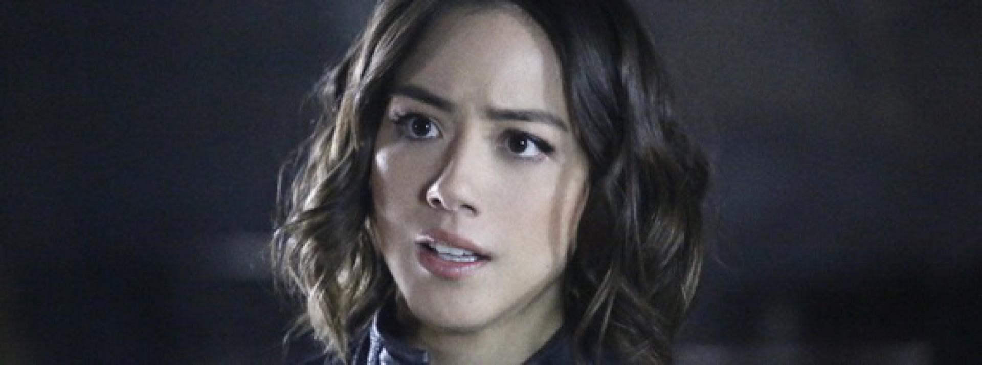 As meninas superpoderosas: Chloe Bennet em 'Agentes da Shield'. Atriz será Florzinha
