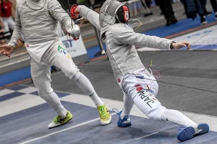 Esgrima: Bruno Pekelman é destaque nacional na Copa do Mundo de Sabre (Foto: )