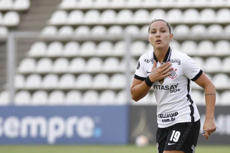Libertadores Feminina: Corinthians mantém 100% de aproveitamento (Foto: )