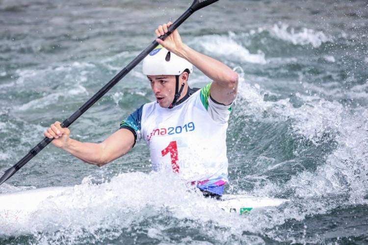 Canoagem slalom: seletiva nacional define equipe permanente (Foto: DANILOBORGES)