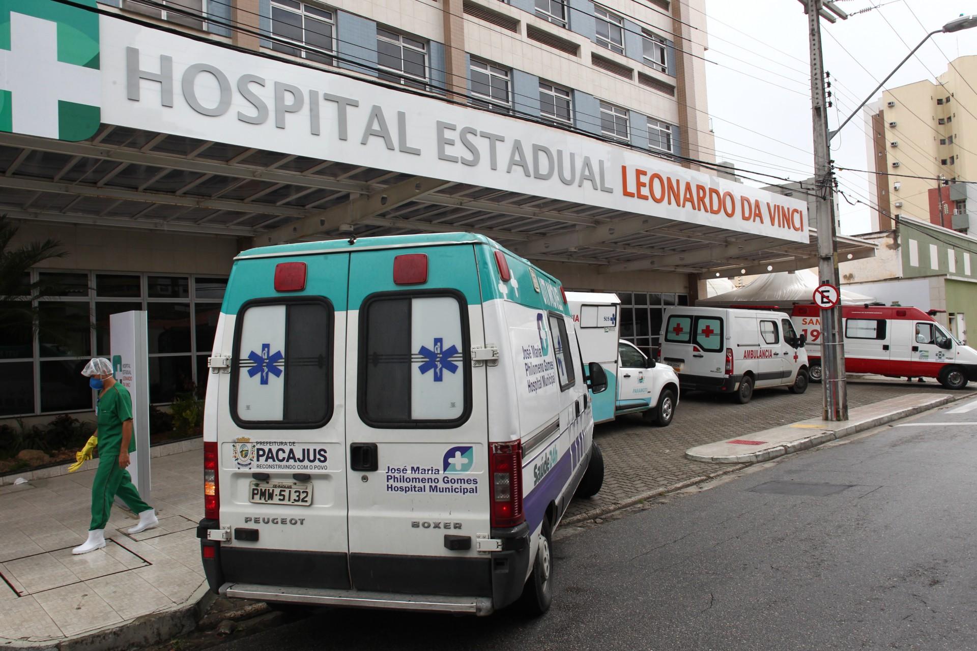 HOSPITAL foi adiquirido pelo governo em novembro do ano passado (Foto: FABIO LIMA)