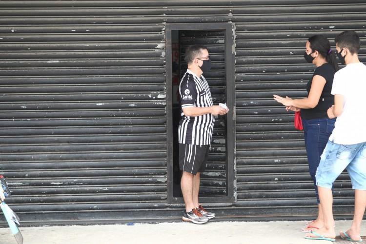 No Piauí, de hoje, 15, até quarta, 17, o comércio pode funcionar até 17 horas e os shoppings entre 12h e 20 horas (Foto: FABIO LIMA)