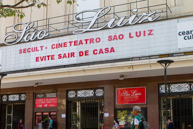 No total, os três editais da Secult cancelados somavam R$ 16.577.492 em recursos (Foto: Guilherme Silva / divulgação)