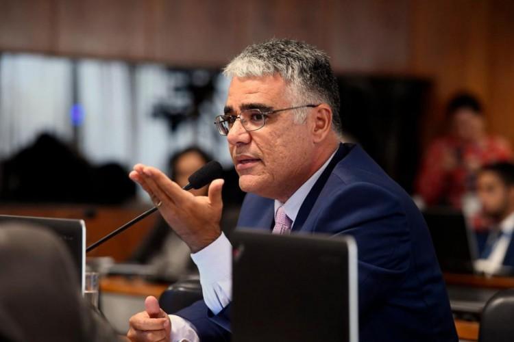 Para Girão, lockdown causará desemprego e aumentará miséria. (Foto: Reprodução/Agência Senado )