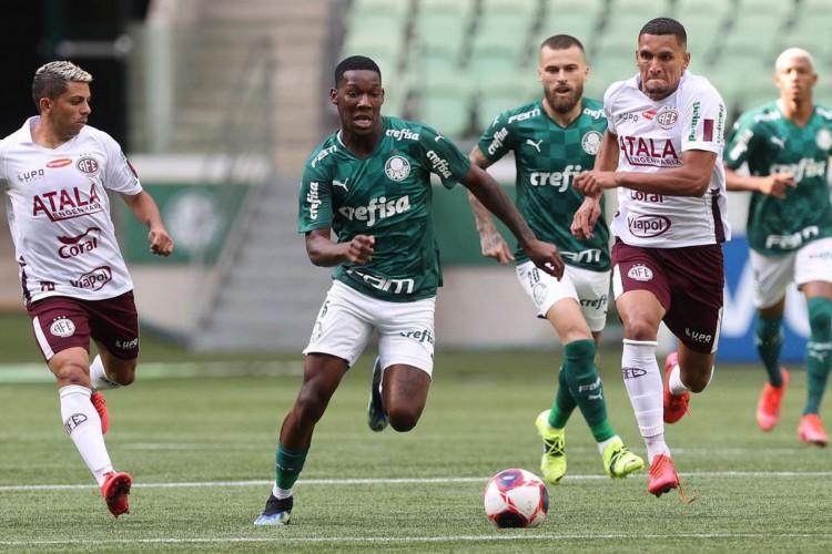 Entre os jogos de futebol de hoje, 7, destaque para Palmeiras e Defensa y Justicia pela finais da Recopa Sul-Americana (Foto: Cesar Greco)