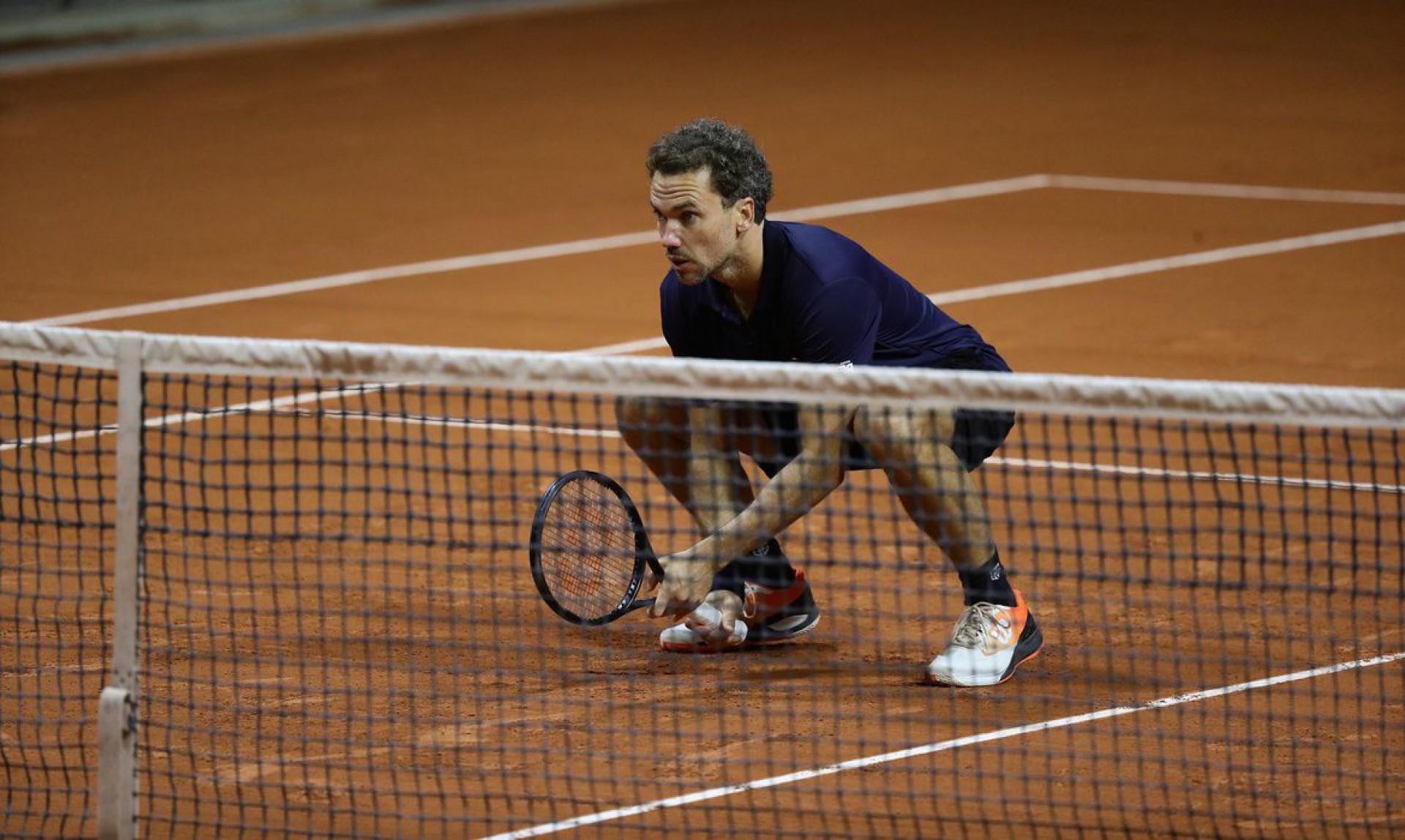 Bruno Soares está na semifinal de duplas de Roland Garros (Foto: Loic Wacziak/ Roland Garros/Direitos reservados)