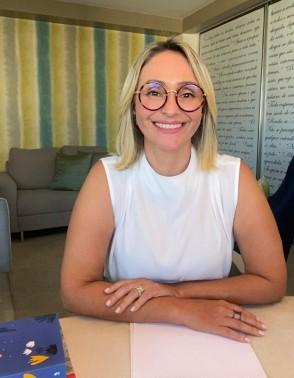 Psicóloga Carla Pinheiro