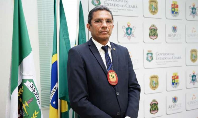 Sérgio Pereira é o novo delegado-geral da Polícia Civil