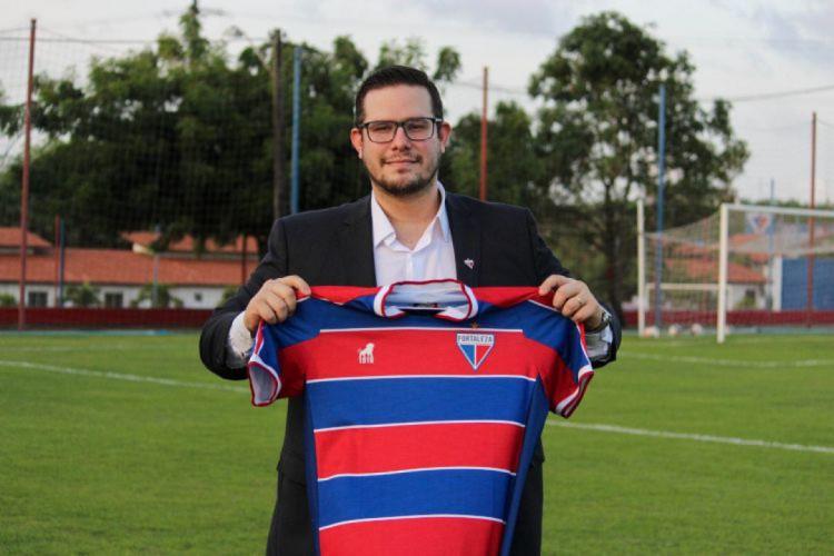 Alex Santiago, diretor de Futebol do Fortaleza (Foto: arquivo pessoal)
