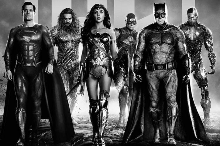'Liga da Justiça de Zack Snyder' chega às plataformas digitais na quinta-feira, 18 de março (Foto: Reprodução/ Instagram )
