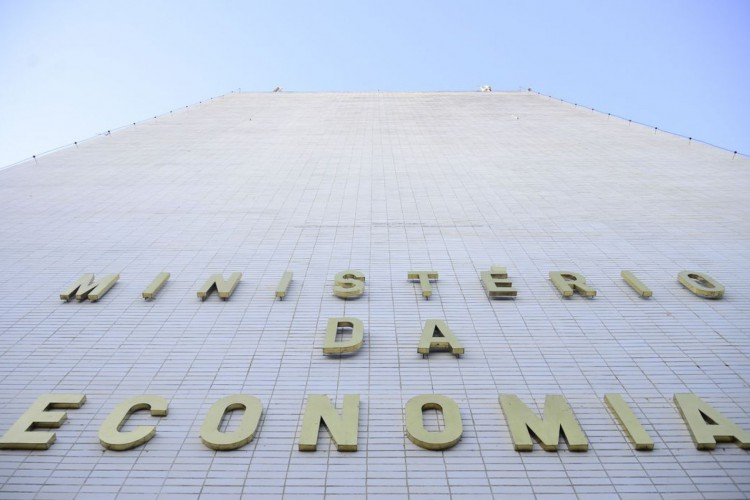 Fachada do Ministério da economia na Esplanada dos Ministérios (Foto: Marcello Casal JrAgência Brasil)