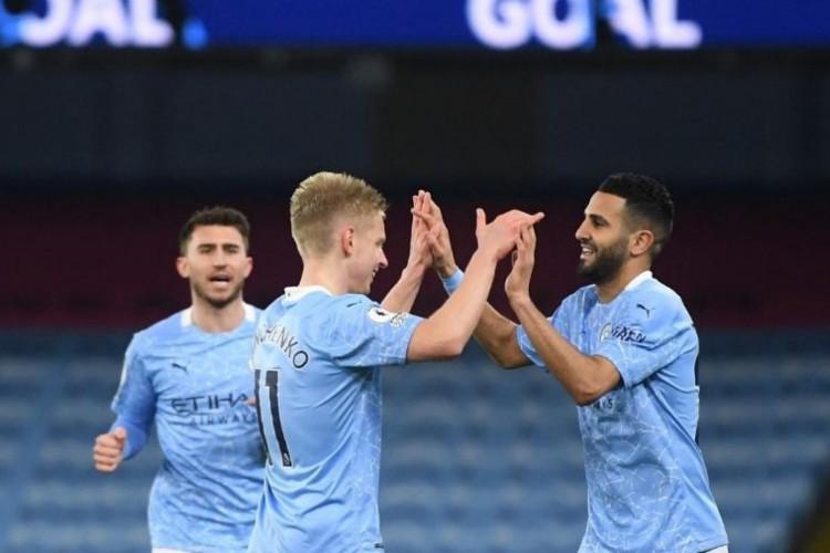 Manchester City e Borussia Dortmund duelam hoje em jogo pela Champions League, a Liga dos Campeões; você pode assistir à transmissão online e de graça (Foto: Gareth Copley/AFP)