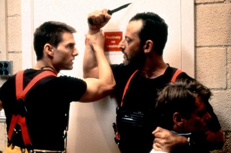 """Primeiro filme de """"Missão: Impossível"""" estreou em 1996, com Tom Cruise no papel principal"""