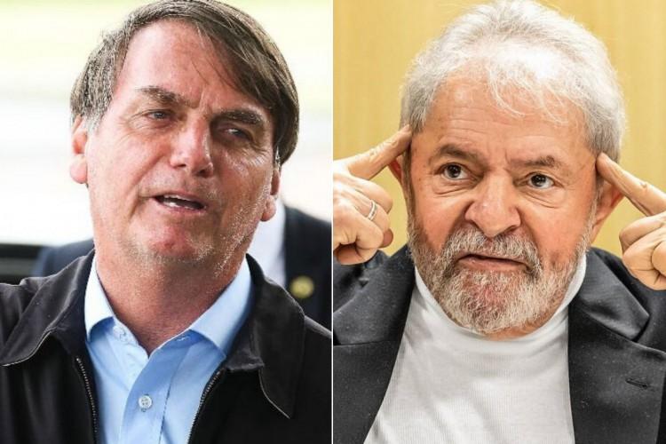 Centro tenta quebrar possível polarização entre Bolsonaro e Lula nas eleições de 2022 (Foto: Reprodução)