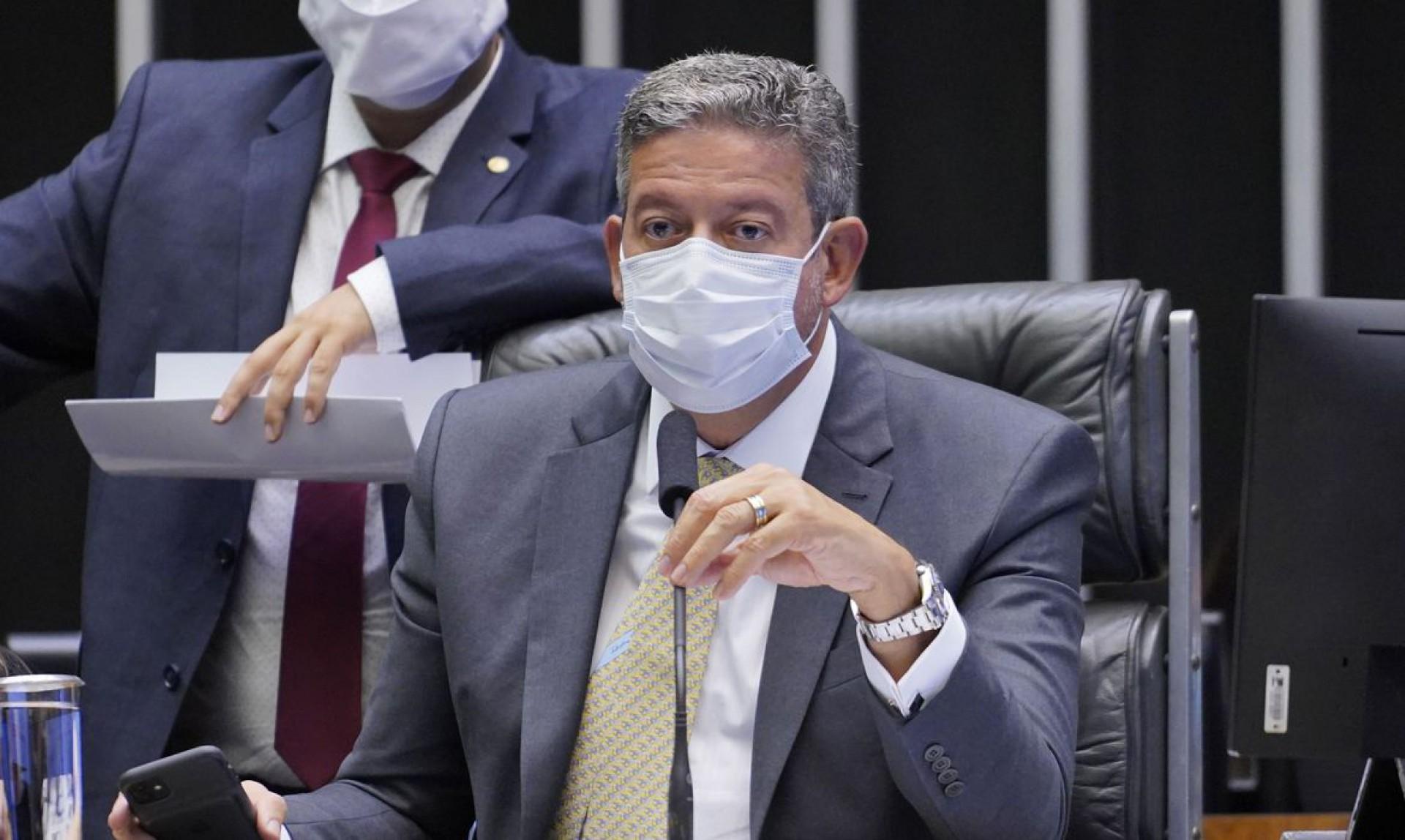 Arthur Lira é presidente da Câmara Federal (Foto: Pablo Valadares/Câmara dos Deputados)