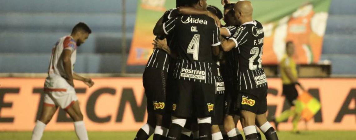 O Corinthians jogará contra o Retrô-PE em Saquarema, no Rio de Janeiro, pela segunda fase da Copa do Brasil (Foto: Agência Corinthians)