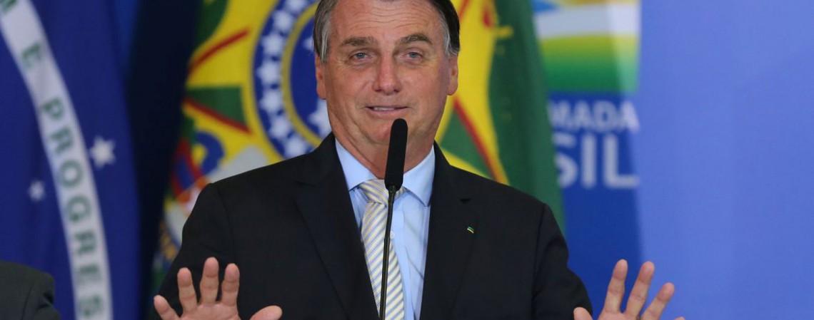 Presidente Jair Bolsonaro (Foto: Divulgação)