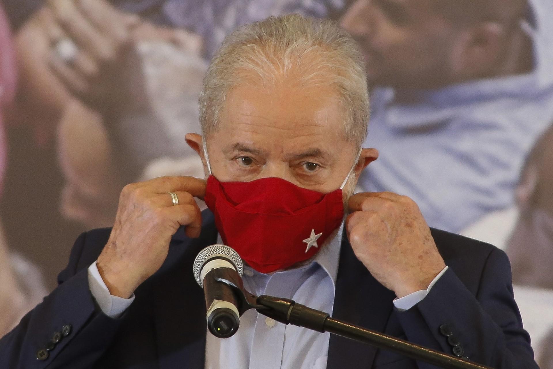 O ex-presidente Lula voltou a poder se candidatar após decisão do STF