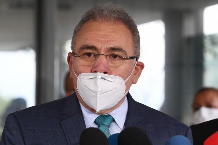 Marcelo Queiroga, indicado ministro da Saúde por Bolsonaro (Foto: EVARISTO SA / AFP)