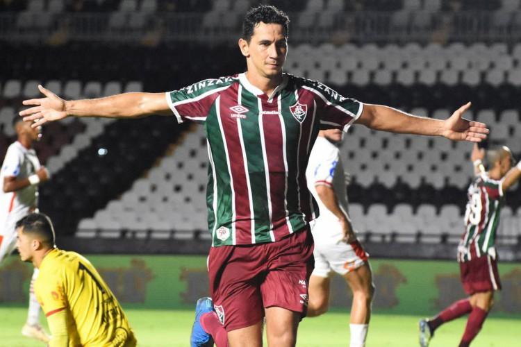 Ganso marca e Fluminense derrota Bangu no Carioca (Foto: )