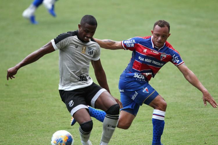 Desde 2018, Ceará ou Fortaleza tem a melhor campanha na primeira fase da Copa do Nordeste (Foto: FABIO LIMA/O POVO)