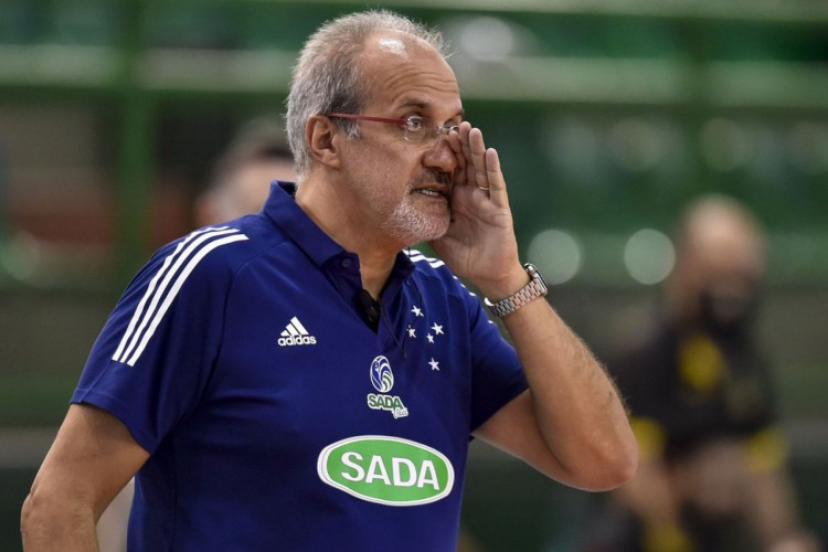 Vôlei: depois de 12 temporadas, Marcelo Mendez deixa Sada Cruzeiro (Foto: )
