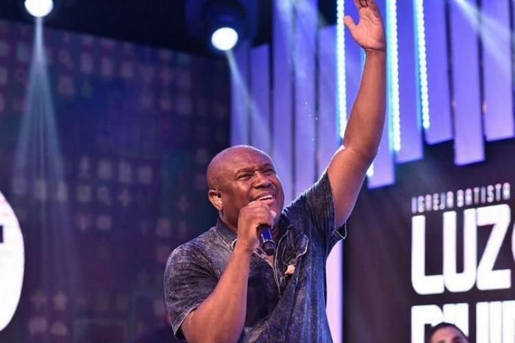 O cantor gospel foi eleito vereador em 2020  (Foto: Reprodução/Instagram)