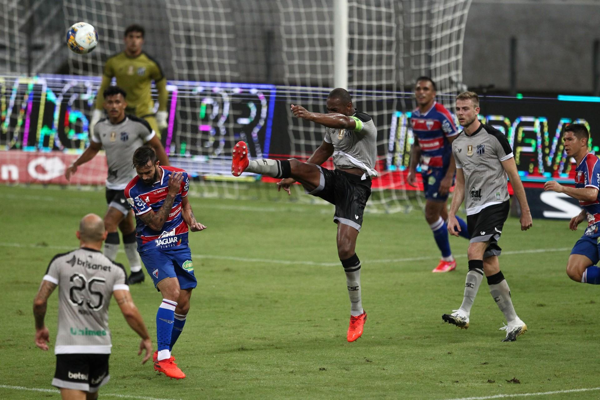 Ceará x Fortaleza na Copa do Brasil: prestígio, força e R$ 2,7 milhões em jogo