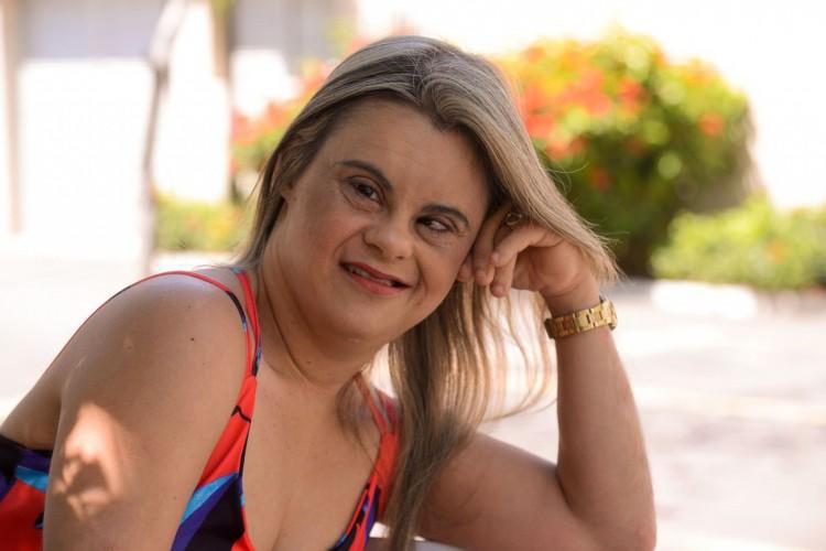 A repórter da TV Brasil Fernanda Honorato (Foto: Tomaz Silva/Agência Brasil)