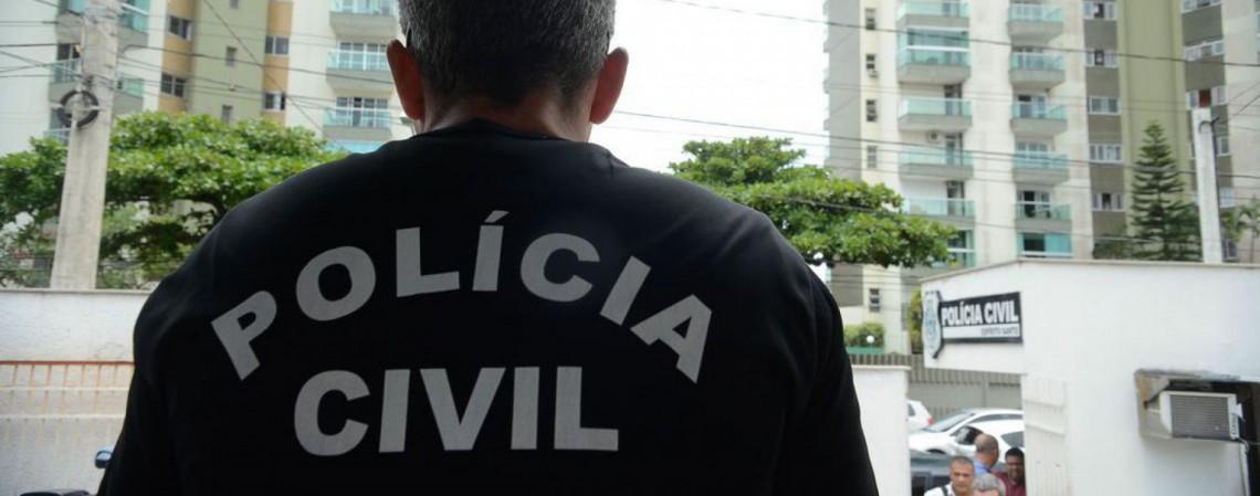 Polícia Civil (Foto: Tânia Rêgo/Agência Brasil)