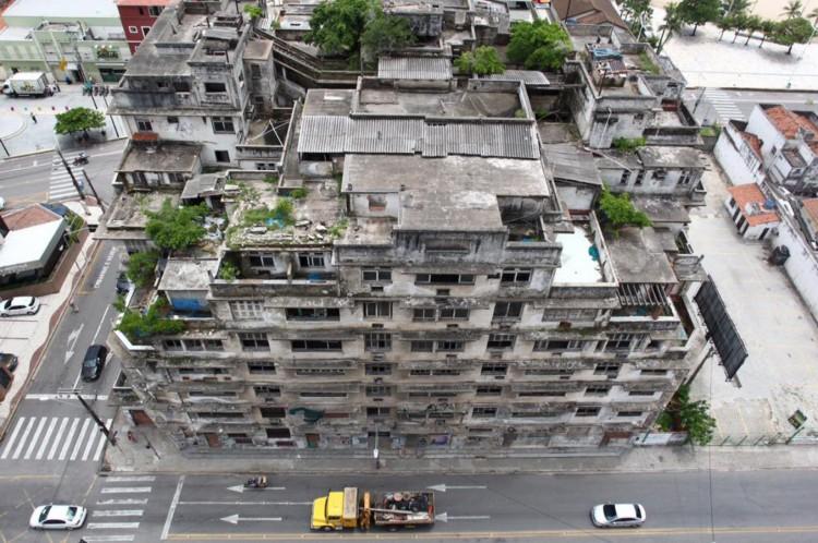 Edifício São Pedro data de 1950. É tombado desde 2015, mas processo passa por revisão