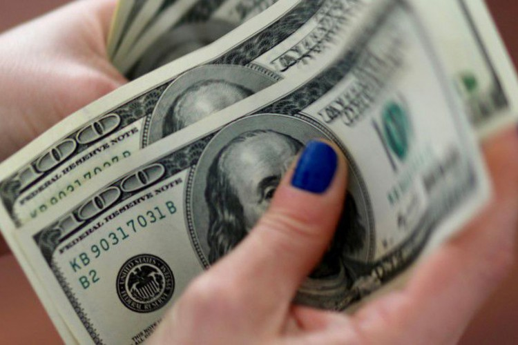 28/08/2018. REUTERS/Marcos Brindicci,dólar (Foto: REUTERS/Marcos Brindicci)