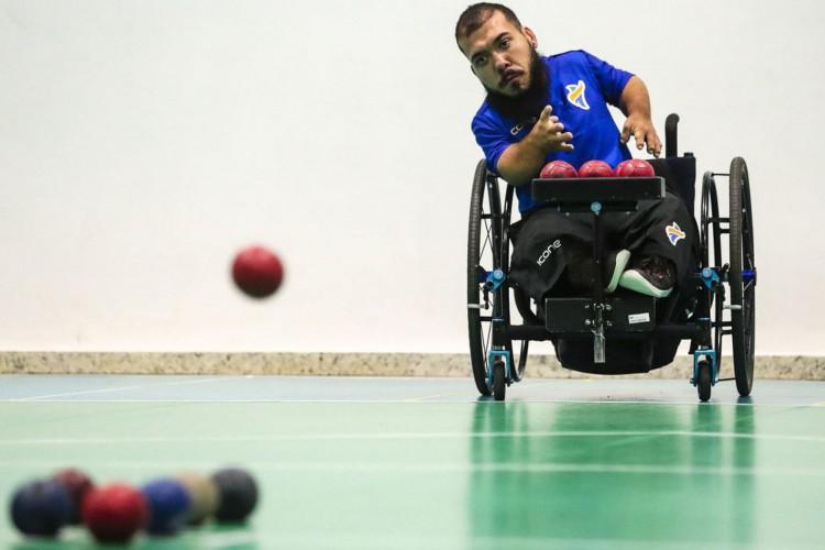 Coluna - Seleção brasileira de bocha terá força máxima na Paralimpíada (Foto: ALE CABRAL/CPB)