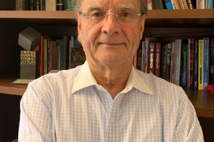 Elvaristo do Amaral, cofundador do Movimento Convergência Brasil (Foto: Reprodução Linkedin)