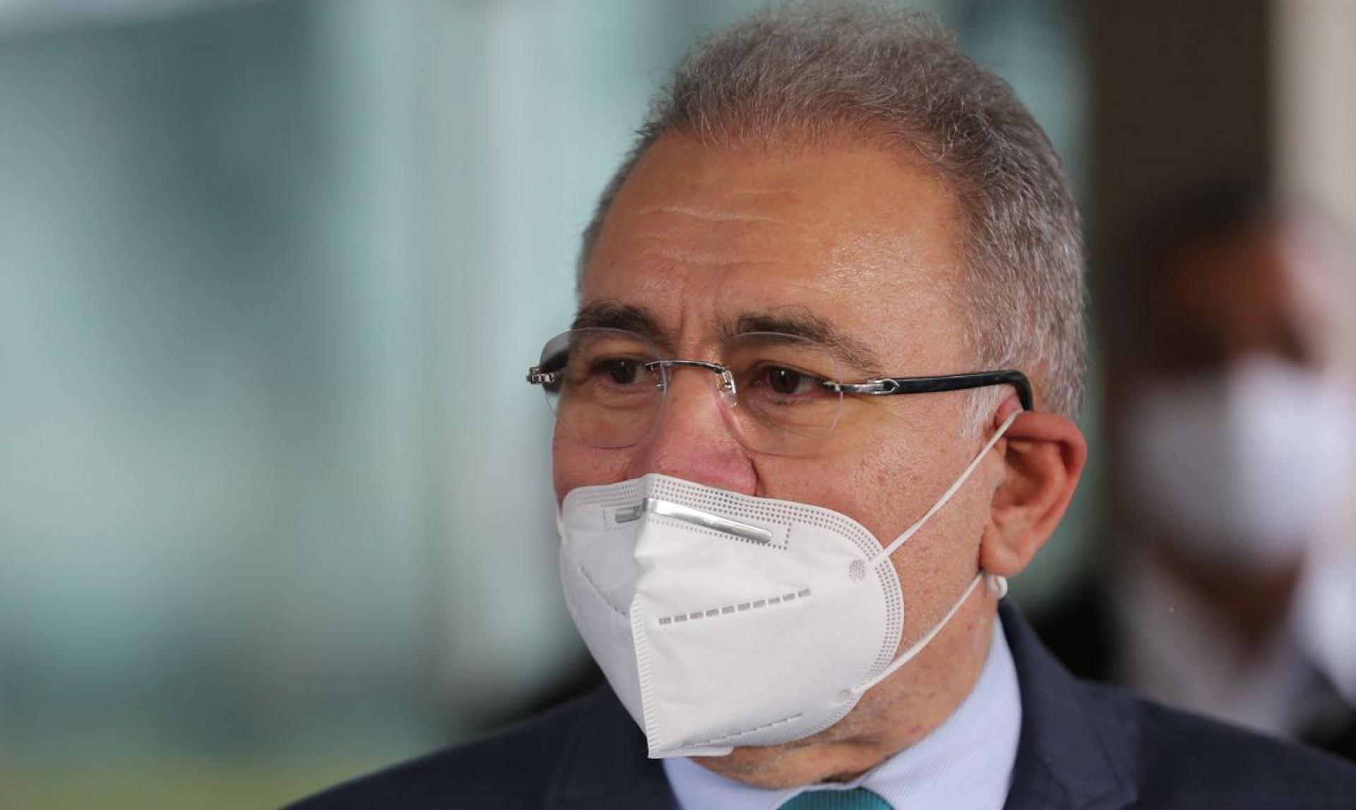 O médico cardiologista Marcelo Queiroga e atual ministro da Saúde. (Foto: Fábio Rodrigues Pozzebom/Agência Brasil)
