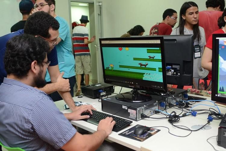 O evento oferece experiências relacionadas ao mundo dos games.  (Foto: Divulgação)
