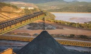 Efeito China chega ao mercado de minério