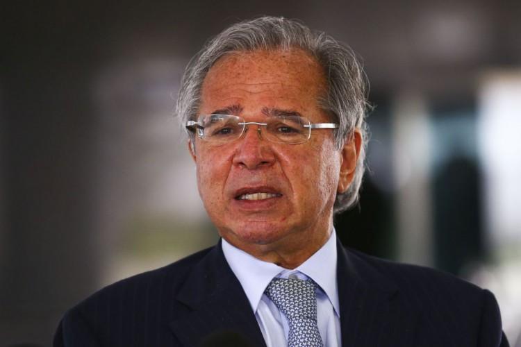Ministro da Economia, Paulo Guedes (Foto: Marcelo Camargo/Agência Brasil)