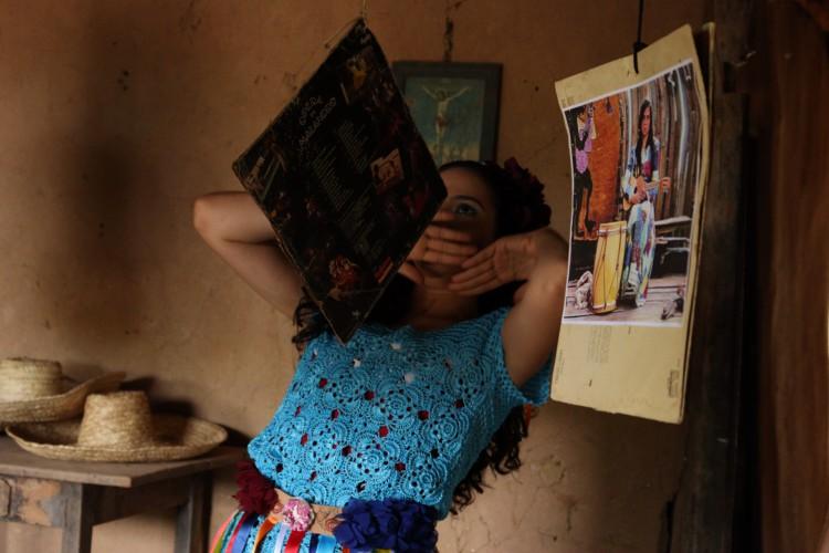 'Carta para Violeta' nasceu de um projeto que mapeia mulheres que fizeram arte na América Latina (Foto: Cecília Patrício/ Divulgação)