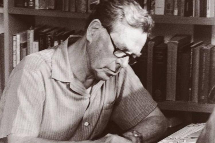 Joseph Campbell foi o responsável pela teoria do 'monomito' (Foto: Reprodução/ Facebook da Joseph Campbell Foundation)