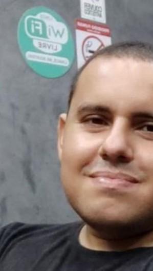 Marcelo Henrique Lima Santiago entrou na PM em junho de 2009. (Foto: Reprodução/Twitter)