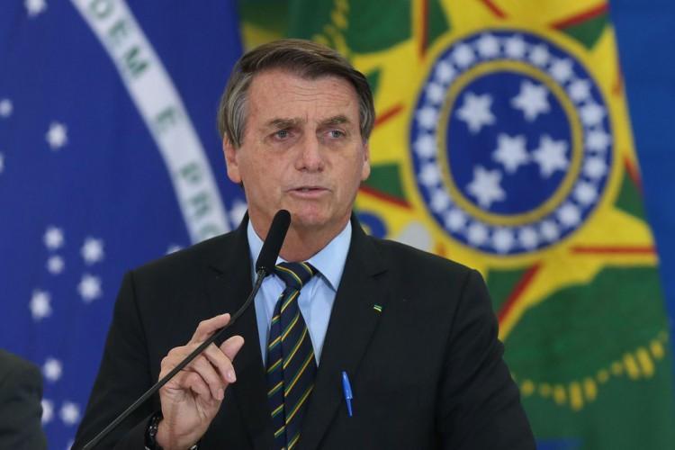 Bolsonaro tenta garantir 1ª vacina brasileira contra Covid (Foto: Fabio Rodrigues Pozzebom/Agência Brasil)