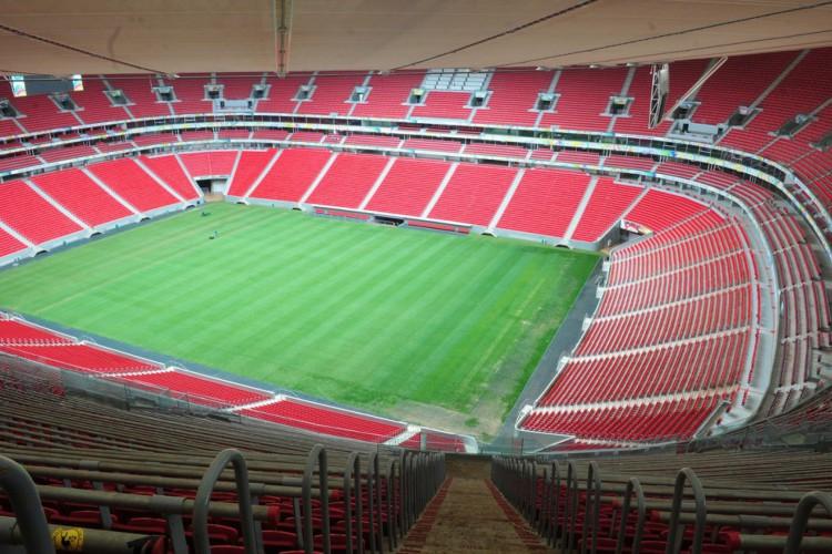 Estádio Mané Garrincha deve sediar a Supercopa do Brasil 2021 (Foto: Tony Winston/Agência Brasília)