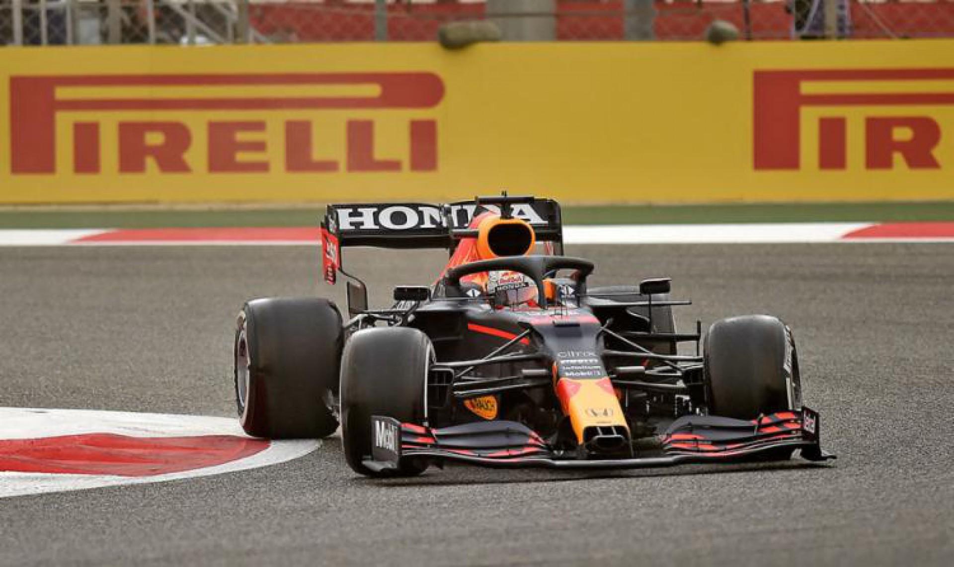 Max Verstappen conseguiu a pole position para o GP do Bahrein de 2021