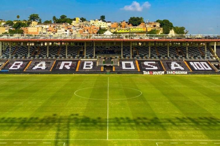 Vasco celebra centenário do nascimento do goleiro Barbosa (Foto: )