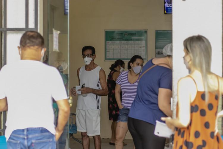 Os postos de saúde contam com médicos, enfermeiros e técnicos de enfermagem. (Foto: Aurelio Alves)