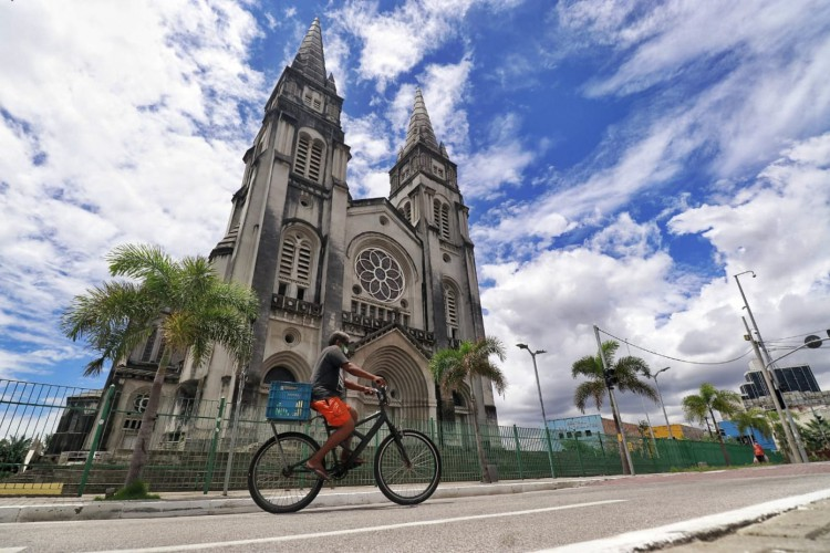 Arquidiocese de Fortaleza  (Foto: Aurélio Alves)